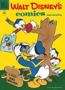 Walt Disney's Comics and Stories Vol 1 189