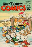 Walt Disney's Comics and Stories Vol 1 76