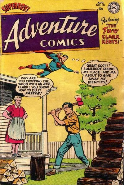 Adventure Comics Vol 1 191