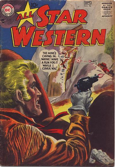 All-Star Western Vol 1 96