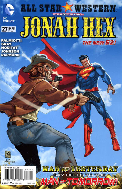 All-Star Western Vol 3 27