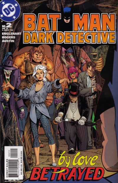Batman: Dark Detective Vol 1 2