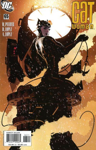 Catwoman Vol 3 65