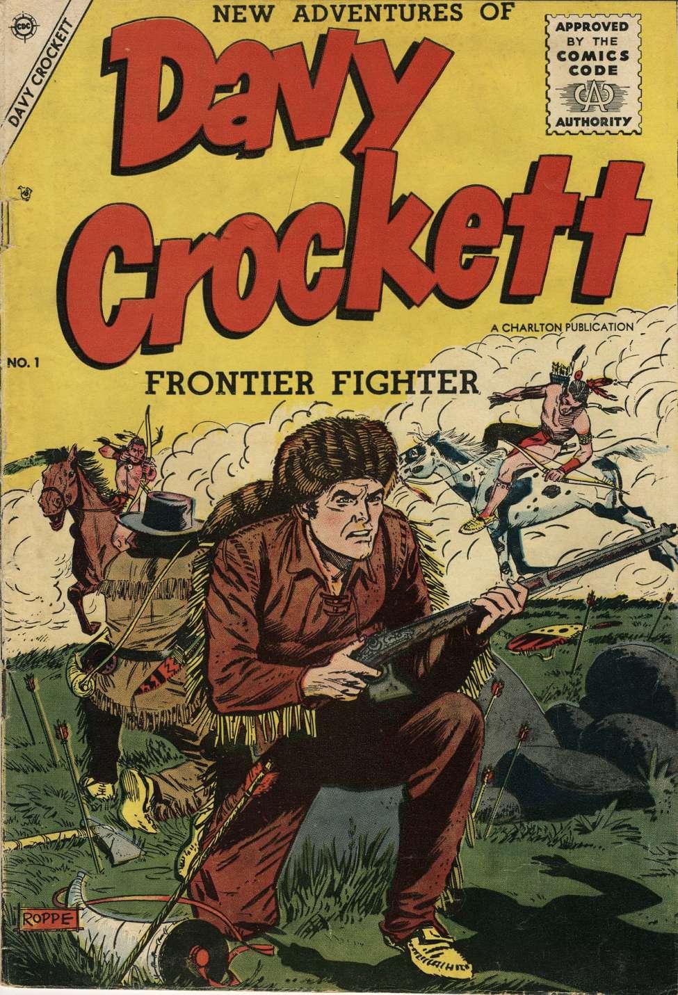 Davy Crockett Vol 2
