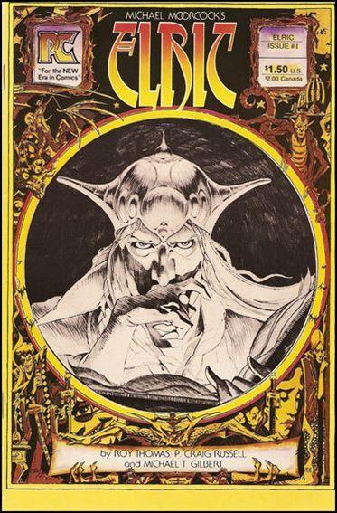 Elric of Melnibone Vol 1