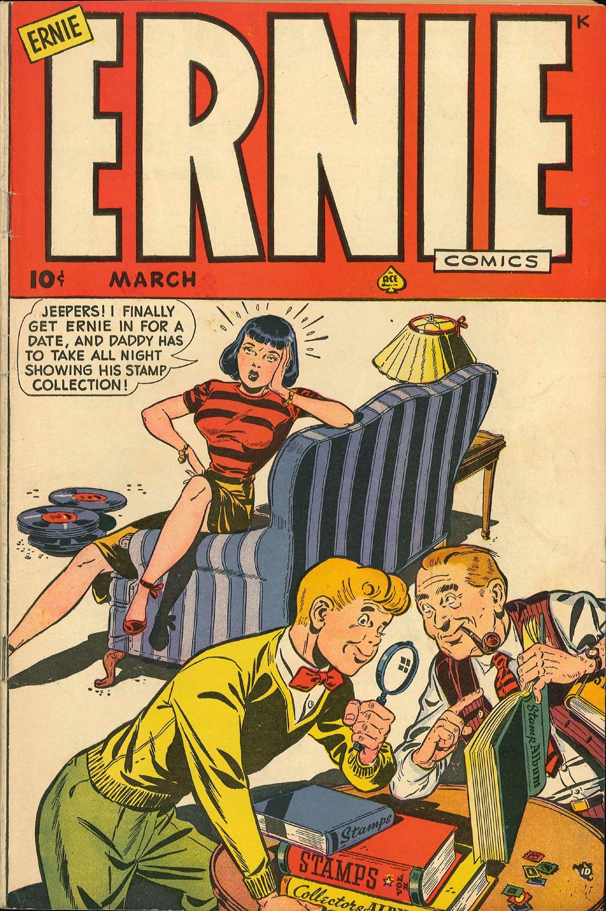 Ernie Comics Vol 1 25