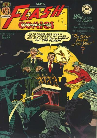 Flash Comics Vol 1 99