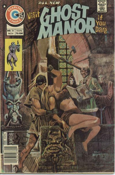 Ghost Manor Vol 2 26