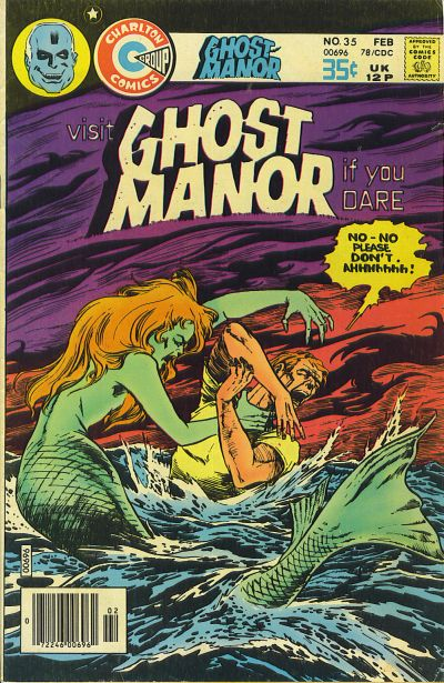 Ghost Manor Vol 2 35