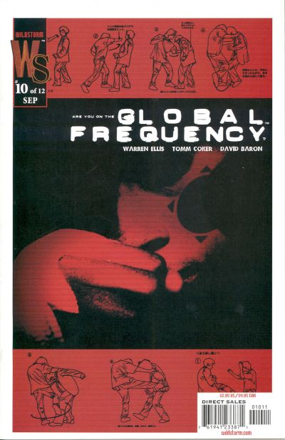 Global Frequency Vol 1 10
