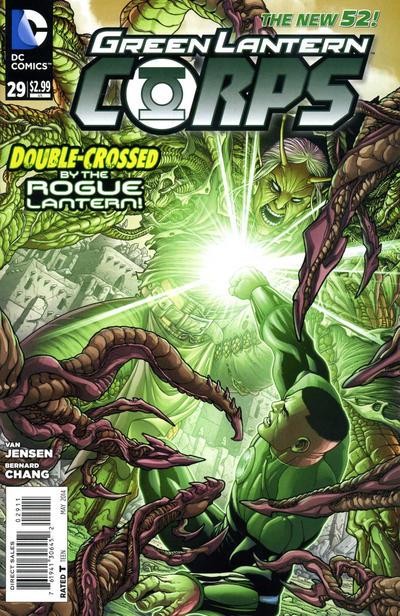 Green Lantern Corps Vol 3 29