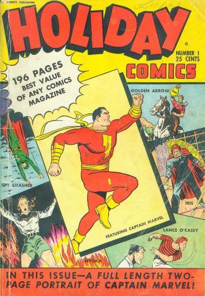 Holiday Comics Vol 1 1