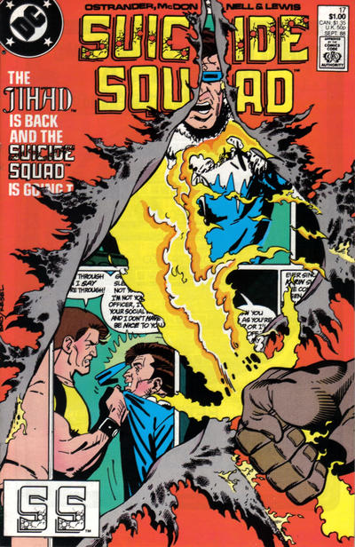 Suicide Squad Vol 1 17
