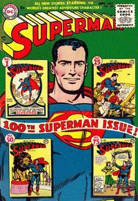 Superman Vol 1 100