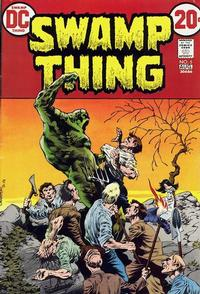 Swamp Thing Vol 1 5