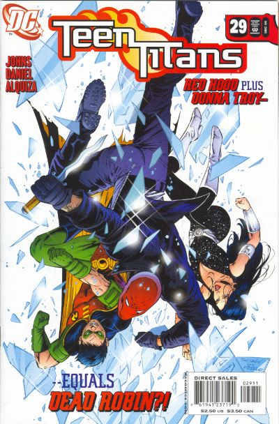 Teen Titans Vol 3 29