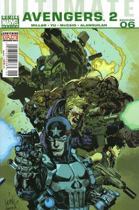 Ultimate Comics Avengers 2 Vol 1 6