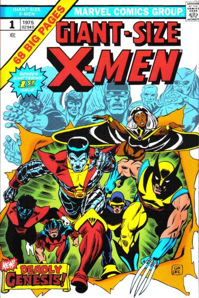 Uncanny X-Men Omnibus HC Vol 1 1