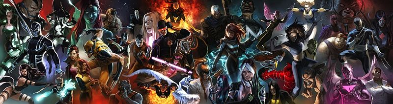 List of X-Men members