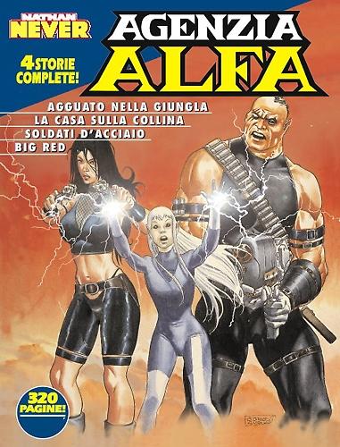 Agenzia Alfa Vol 1 16