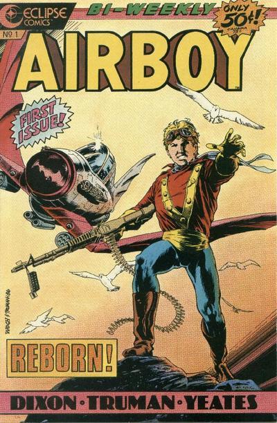 Airboy Vol 1