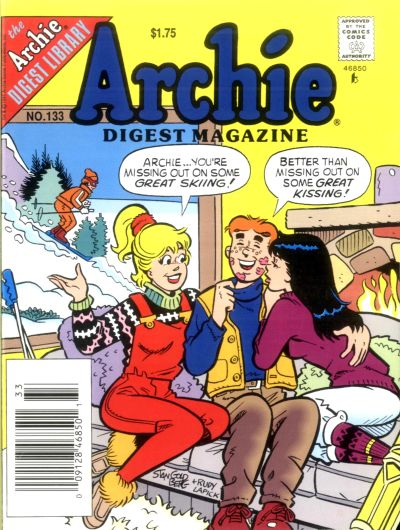 Archie Digest Magazine Vol 1 133