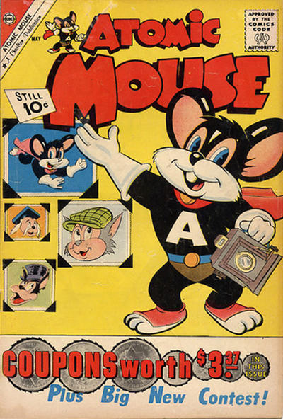 Atomic Mouse Vol 1 42