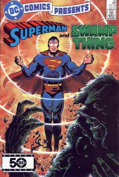 DC Comics Presents Vol 1 85