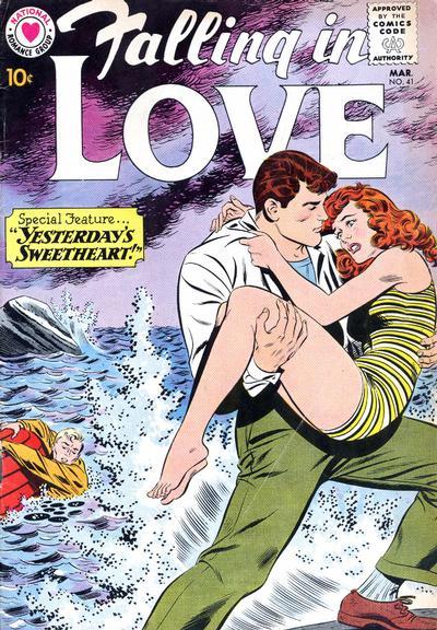 Falling in Love Vol 1 41