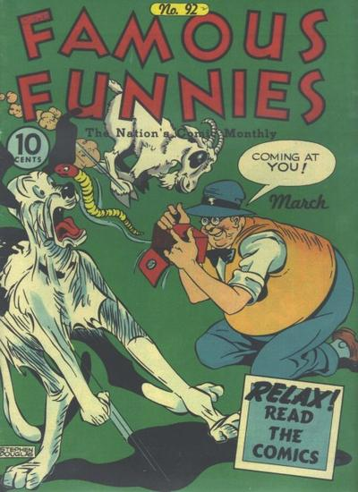 Famous Funnies Vol 1 92