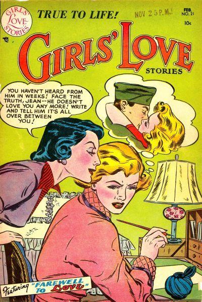 Girls' Love Stories Vol 1 21