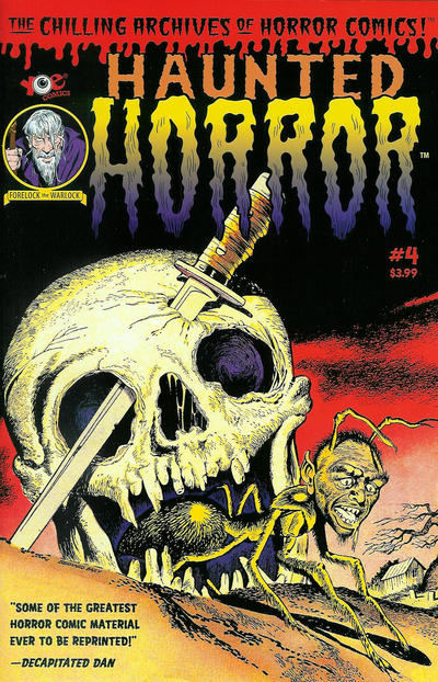 Haunted Horror Vol 1 4