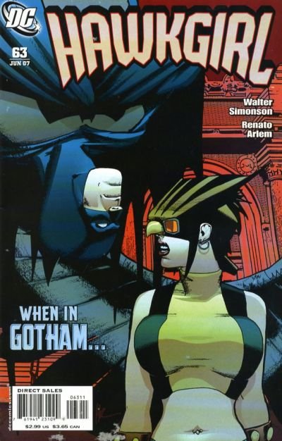 Hawkgirl Vol 1 63