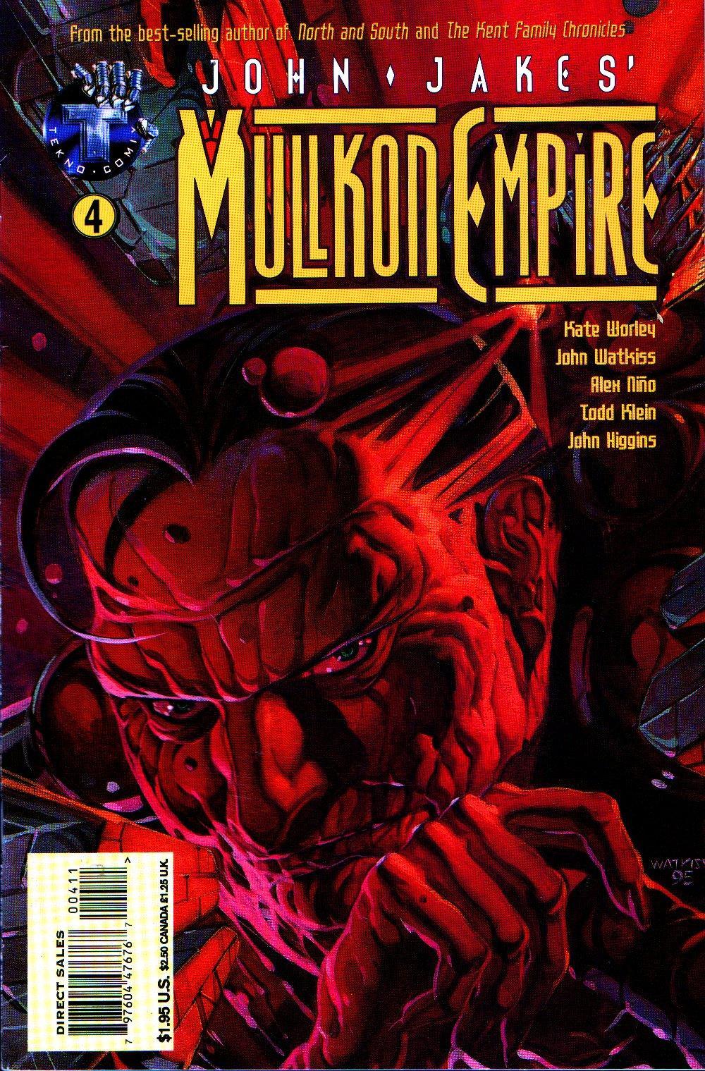 John Jakes' Mullkon Empire Vol 1 4