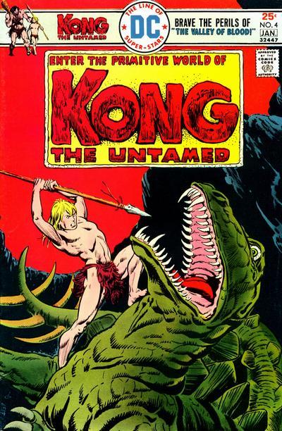 Kong the Untamed Vol 1 4