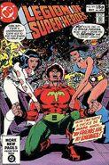 Legion of Super-Heroes Vol 2 275