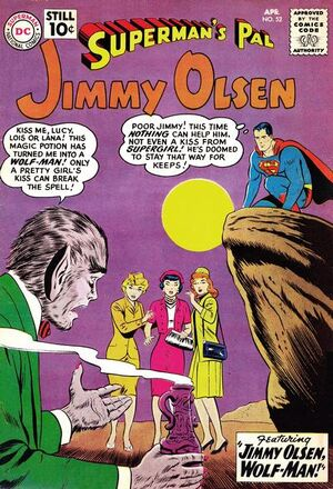 Superman's Pal, Jimmy Olsen Vol 1 52.jpg