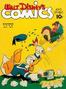 Walt Disney's Comics and Stories Vol 1 2