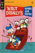 Walt Disney's Comics and Stories Vol 1 357