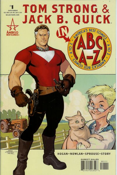ABC A-Z/Covers