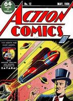 Action Comics Vol 1 12