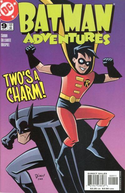Batman Adventures Vol 2 9