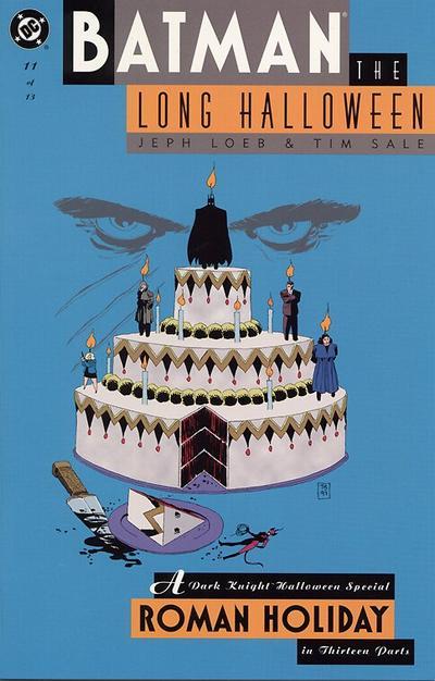 Batman: The Long Halloween Vol 1 11