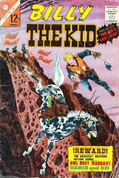 Billy the Kid Vol 1 51