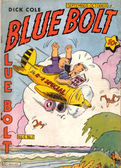 Blue Bolt Vol 1 49