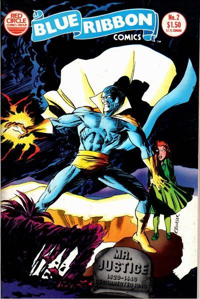 Blue Ribbon Comics Vol 2 2