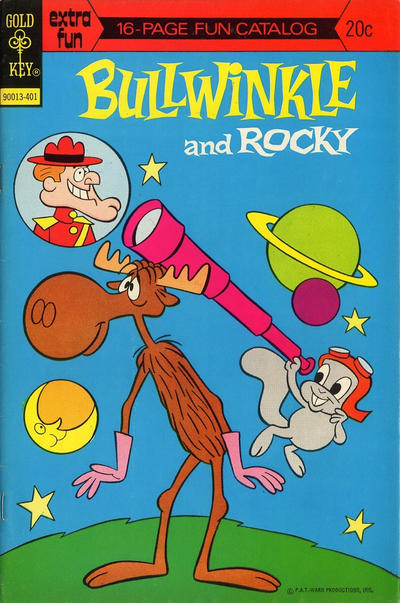 Bullwinkle and Rocky Vol 1 10