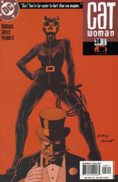Catwoman Vol 3 28