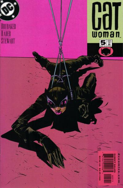 Catwoman Vol 3 5