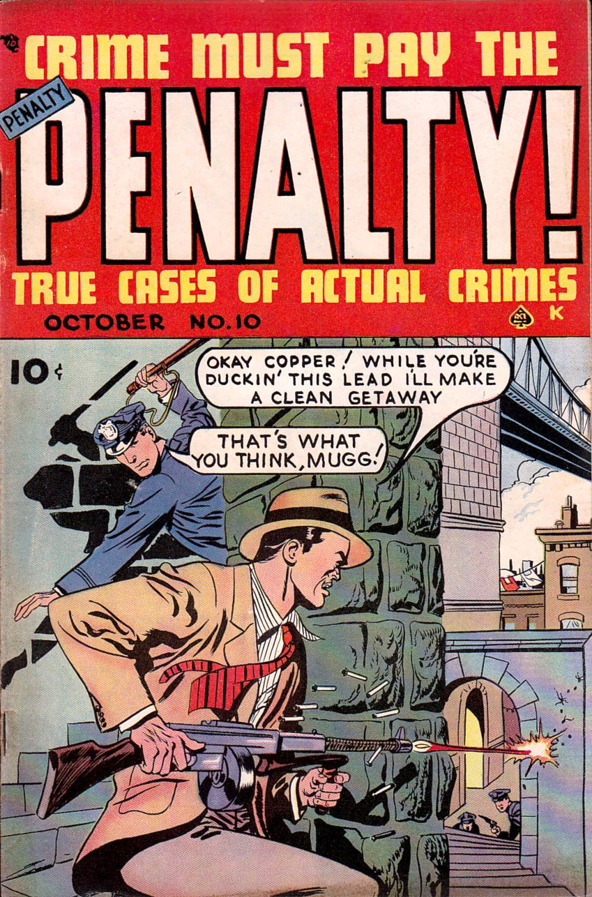 Crime Must Pay the Penalty Vol 2 10